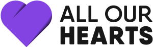 All Our Hearts Logo
